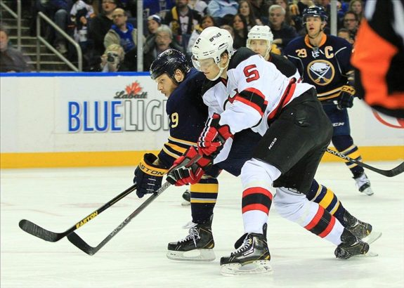Adam Larsson (Kevin Hoffman-USA TODAY Sports)