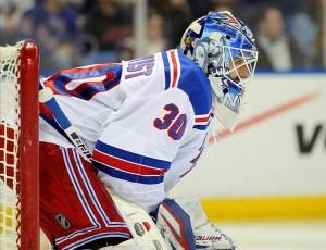 Henrik Lundqvist (Timothy T. Ludwig-USA TODAY Sports)