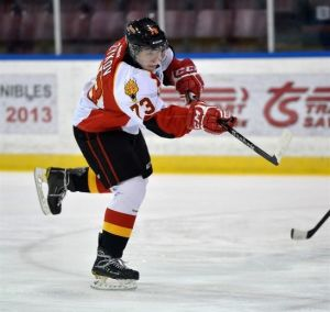 Zykov played in the Subway Super Series (Source:  hebdoregionaux.ca)