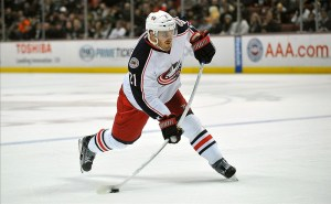 The Columbus Blue Jackets are THW's 2013 Biggest Surprise of the Season. (Gary A. Vasquez-USA TODAY Sports)