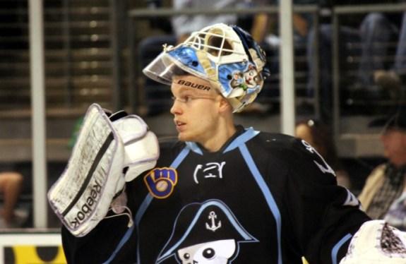 Magnus Hellberg, Milwaukee Admirals