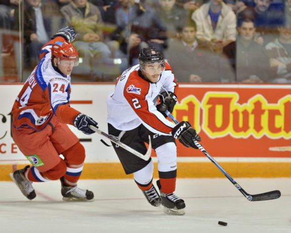 Bogdan Yakimov (Terry Wilson/OHL Images)