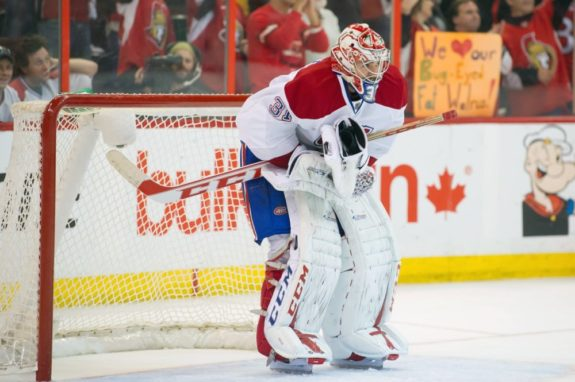 Canadiens Carey Price