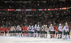 Upset or Status Quo: Wild vs. Blackhawks Series Preview