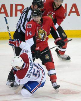 Jean-Gabriel Pageau hockey