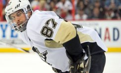 Sidney Crosby Should Have Kept His Facemask On