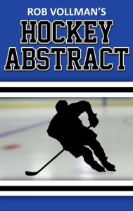 Hockey Abstract Cover