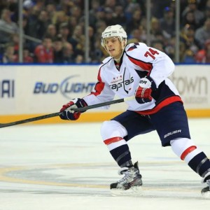 John Carlson has anchored one of the stingiest defensive groups in the NHL (Kevin Hoffman-USA TODAY Sports)
