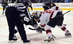 Q & A with Dainius Zubrus of the New Jersey Devils