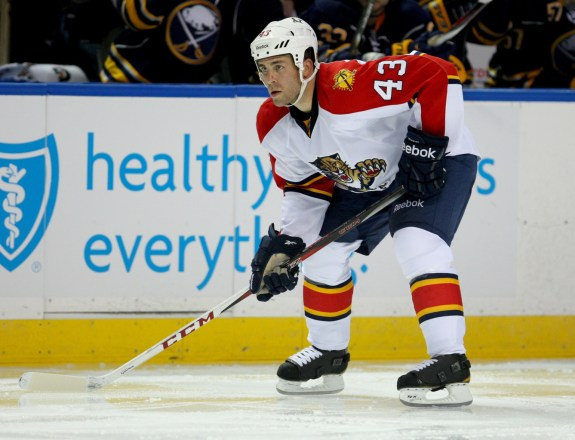 Mike Weaver NHL