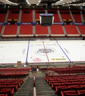 Cox Convention Center, home to the OKC Barons (Steven Cristy Photography)