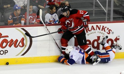 Michael Ryder is another new face on the Devils for coach DeBoer
