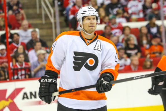 Although timing is everything for Del Zotto and the Flyers, were they able to replace Kimmo Timonen with their latest signing?