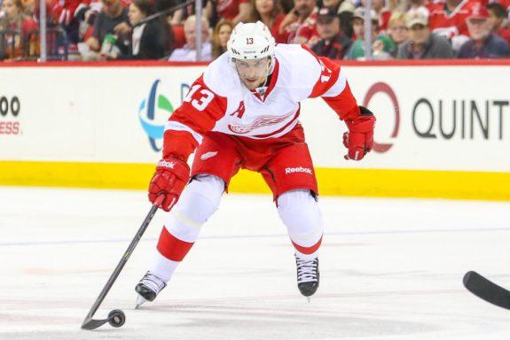 NHL Draft - Late Round Pick Datsyuk