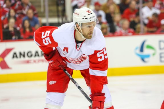 Detroit Red Wings – Niklas Kronwall – Photo Credit: Andy Martin Jr