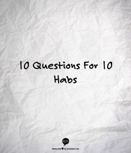 Habs 10 Questions
