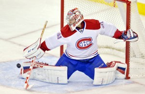 Behind every good penalty kill is a great goaltender. (Bruce Fedyck-USA TODAY Sports)
