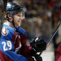 MacKinnon Rookie of the Year Calder Trophy - Award