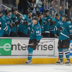 A chance to see the Sharks play (Ed Szczepanski-USA TODAY Sports)