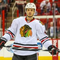 Chicago Blackhawks defenseman Niklas Hjalmarsson - Photo Credit:  Andy Martin Jr
