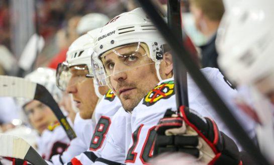 Blackhawks' Patrick Sharp: 5 Must-Knows