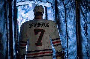 Brent Seabrook, Chicago Blackhawks, Hockey, NHL, NHL Playoffs, Tape2Tape