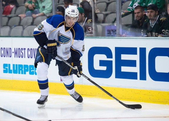 Paajarvi has an outside chance of making the Swedish roster (Jerome Miron-USA TODAY Sports)