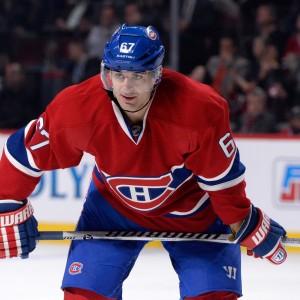 Montreal Canadiens captain Max Pacioretty