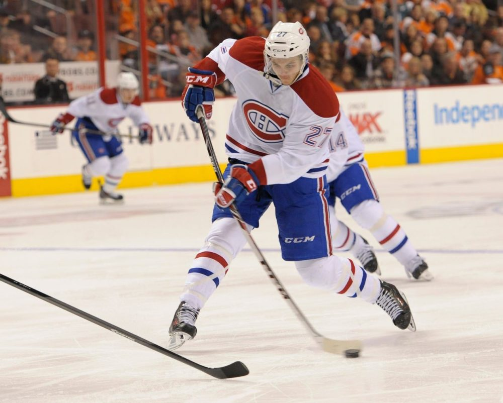 Rangers rally but still can't beat the lowly Canadiens