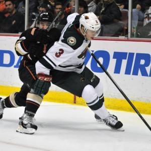 Charlie Coyle may get more offensive room under BRuce Boudreau, like he did under John Torchetti.