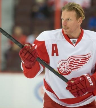 Boston Bruins Detroit Red Wings Daniel Alfredsson