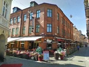 TGI Friday's in Malmo, Sweden