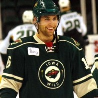 Jason Zucker Iowa Wild