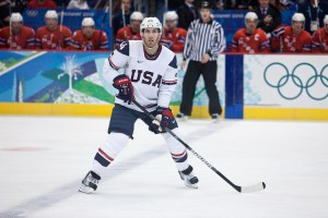 Orpik was a lock for Team USA 2014 (Kris Krug)