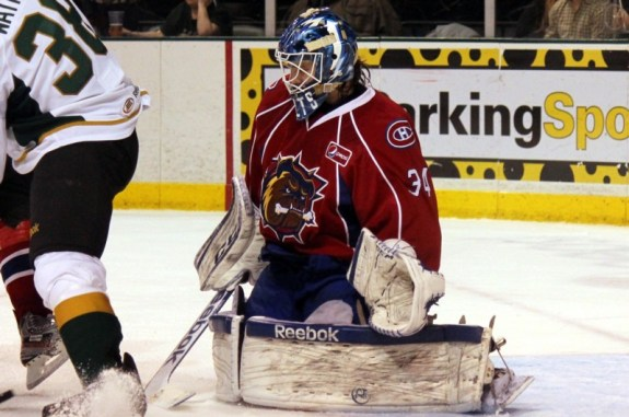 The Hamilton Bulldogs currently play in the AHL (Ross Bonander/THW)