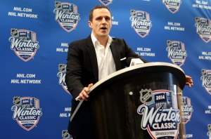 Maple Leafs, Winter Classic, Toronto, NHL, Hockey, Dion Phaneuf