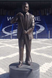 Statue of Phil Esposito -Photo by Gage Reisinger
