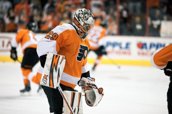 When it comes to the backup goalie position, the Flyers have options, including re-signing 31-year-old Ray Emery.