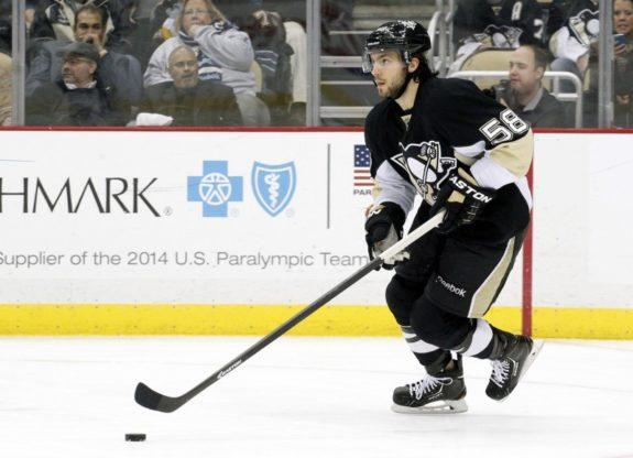Kris Letang, Pittsburgh Penguins, NHL, Hockey, Fantasy Hockey