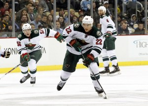 'El Nino' will continue to improve this season and push for 2nd line time
