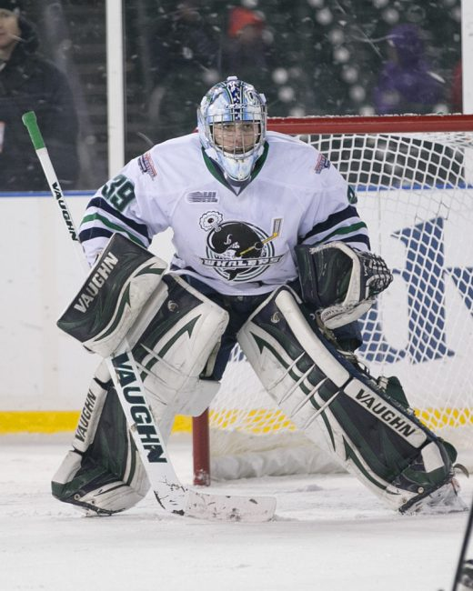 Alex Nedeljkovic Plymouth Whalers