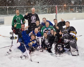 Frozen Cup Champions