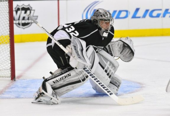 Jonathan Quick, Toronto Maple Leafs, NHL, Los Angeles Kings