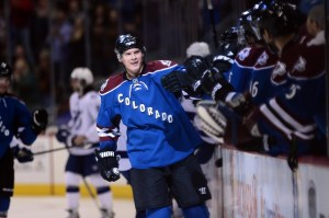 Nick Holden Avalanche