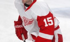 Second Chances: Red Wings Inexperienced Youth