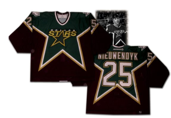 Dallas Stars Third Jersey