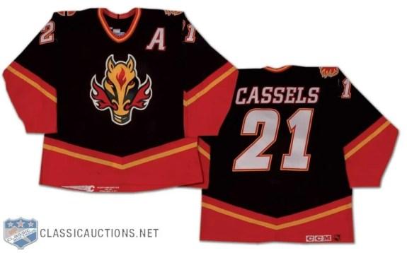Calgary Flames Third Jersey