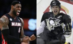 Is Sidney Crosby the LeBron James of the NHL?