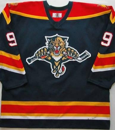 Florida Panthers Third Alternate