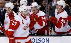 Cloud 9: Detroit Red Wings Could See 9 Play in the 2016 World Cup of Hockey